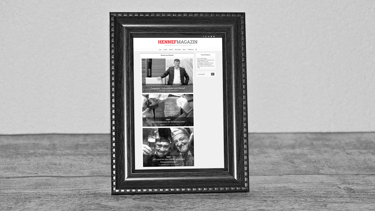 FRESH INFO +++ Hennef Magazin eingestellt