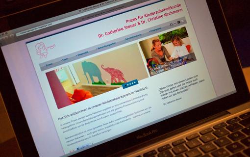 FRESH INFO +++ Webseiten für Ärzte