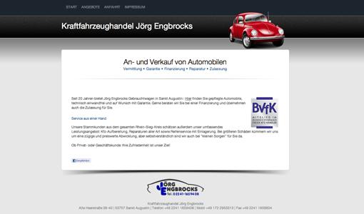 FRESH INFO ++ KFZ-Handel Engbrocks