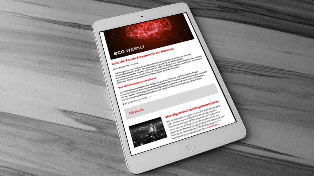 FRESH INFO +++ Relaunch eines E-Mail-Newsletters