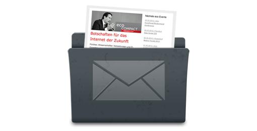 FRESH INFO +++ Relaunch eco-Newsletter
