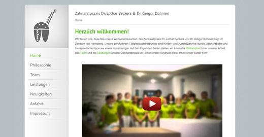 FRESH INFO ++ Referenz Zahnarzt Heinsberg