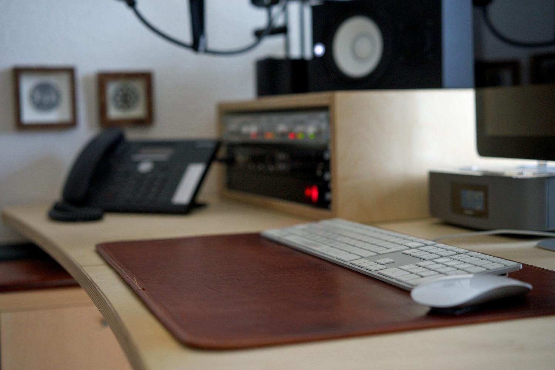 FRESH INFO +++ Produktionstisch: Keyboard