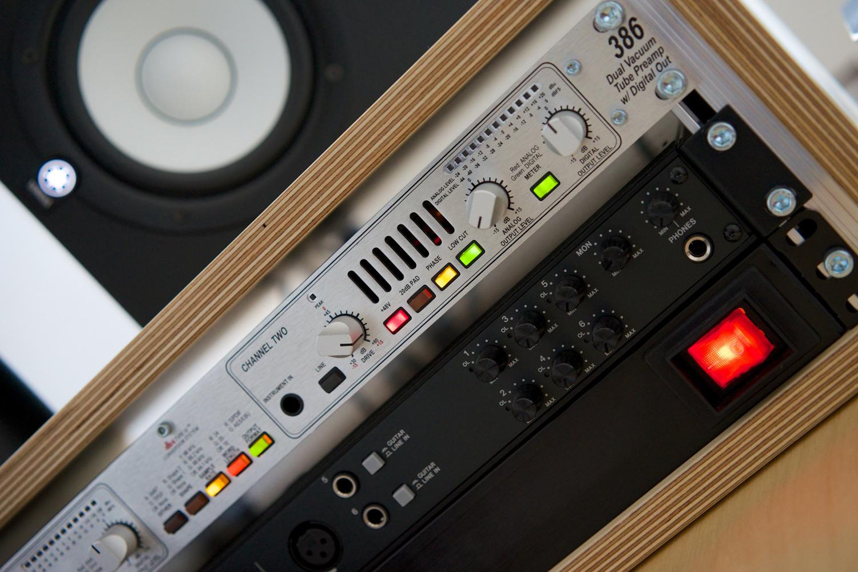 FRESH INFO +++ Produktionstisch: Audio