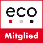 Mitglied im eco – Verband der deutschen Internetwirtschaft e.V.